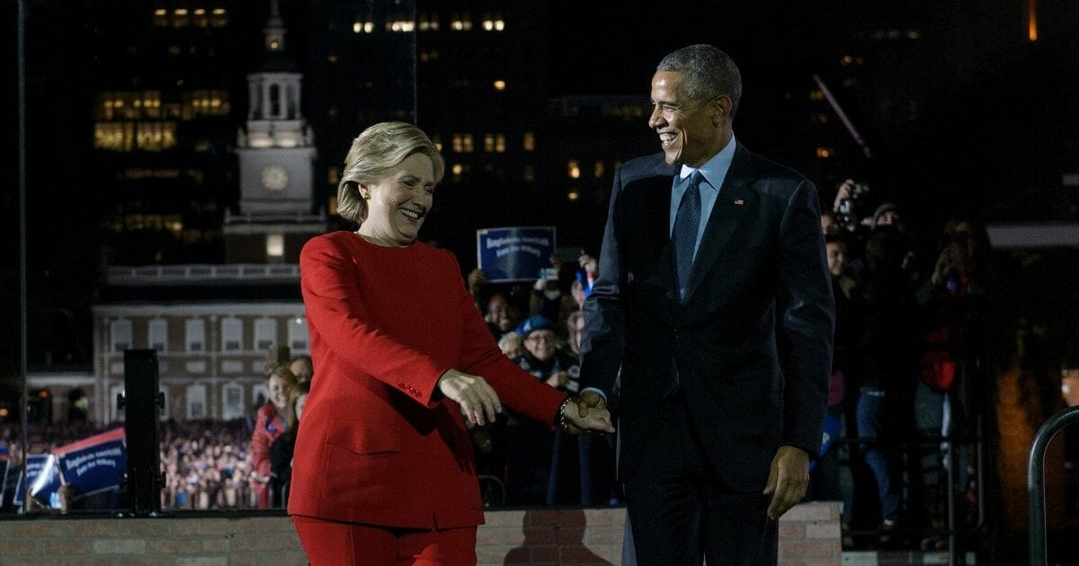 Hypocrisy: Dems Cry About Trump Weighing in on Stone, But Obama Did Same Thing for Clinton