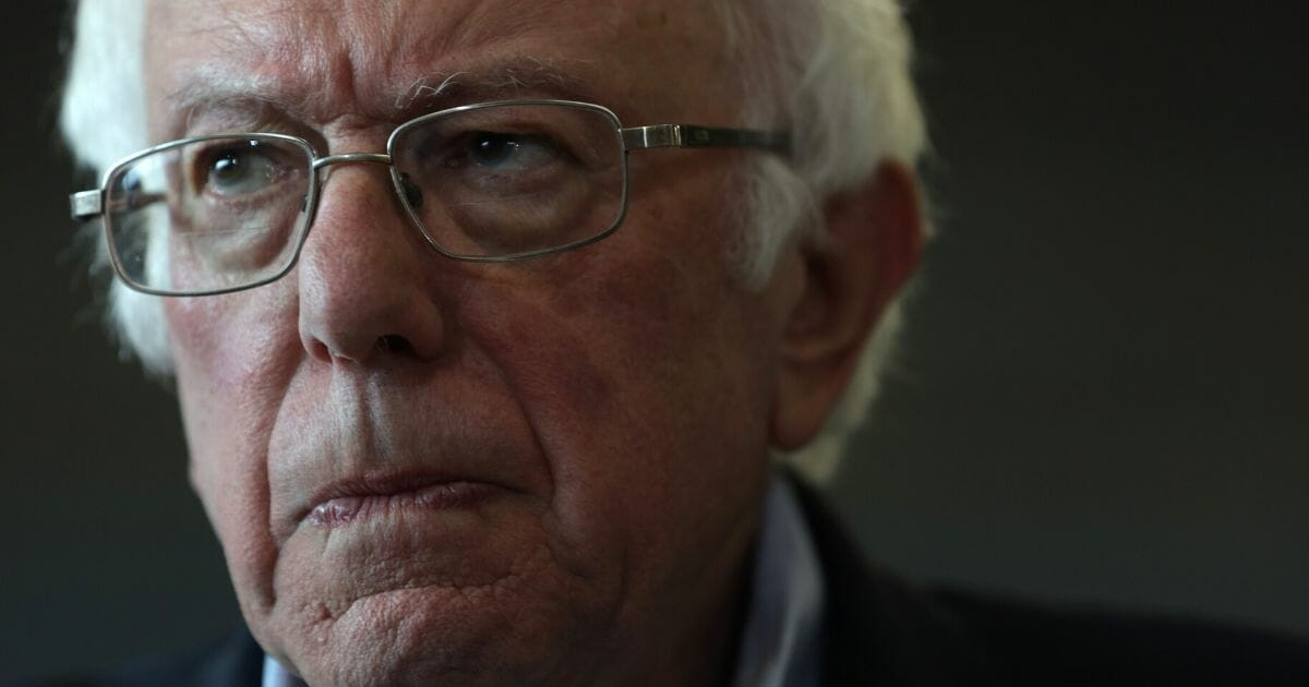 Poll: Huge Majority of Voters 'Uncomfortable' with Socialist Candidate Like Sanders