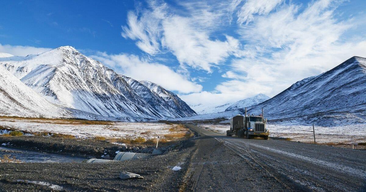 Alaska's Dalton Highway