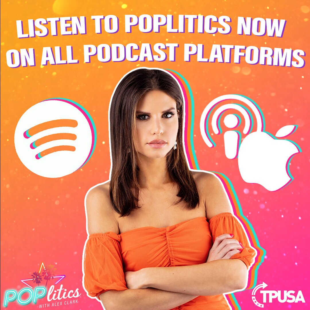 Poplitics with Alex Clark by Turning Point USA for conservative women