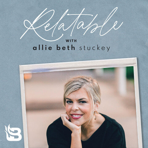 Relatable with Allie Beth Stuckey podcast for conservative women