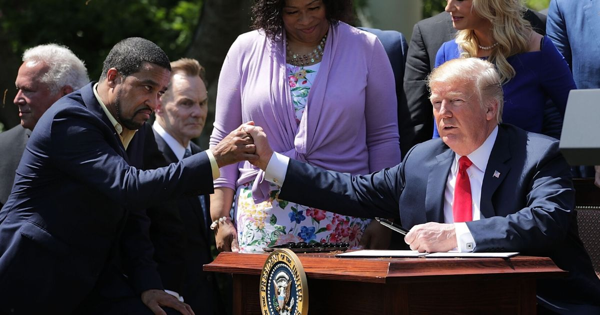 Pastor Darrell Scott Has Lived Under 12 Presidents, Says Trump Is Most Pro-Black President