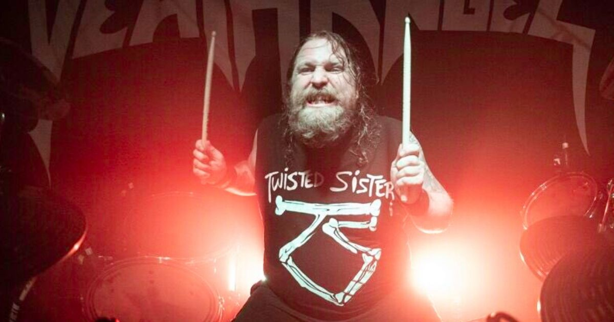 Death Metal Drummer Says He Visited Hell While in Coma, Now Has Different View of Satan
