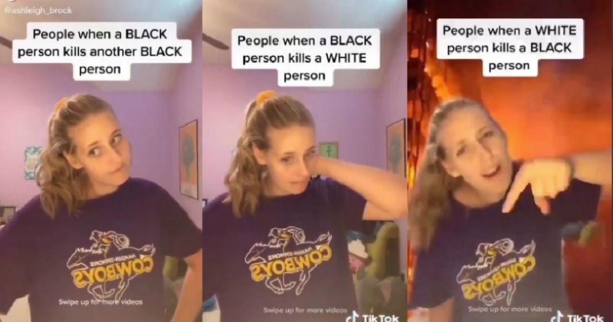 Student Gets the Boot From Christian University After Posting Videos Critical of BLM