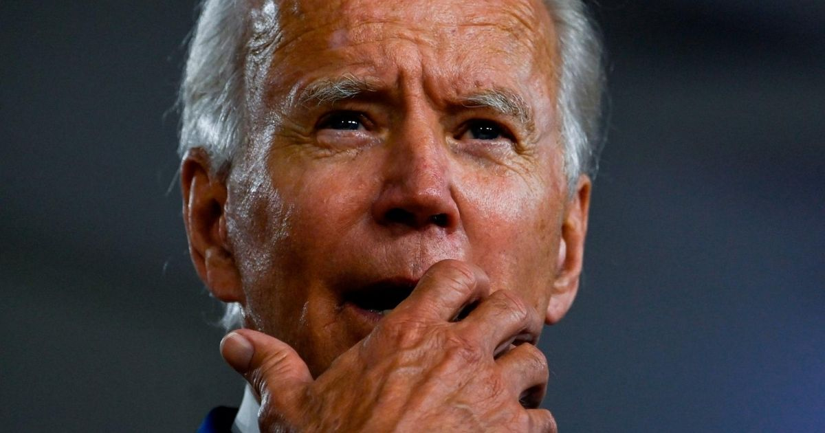 Biden Appears To Forget Where He Is, Draws Awkward Silence After Trying To Pass It Off as 'Joke'