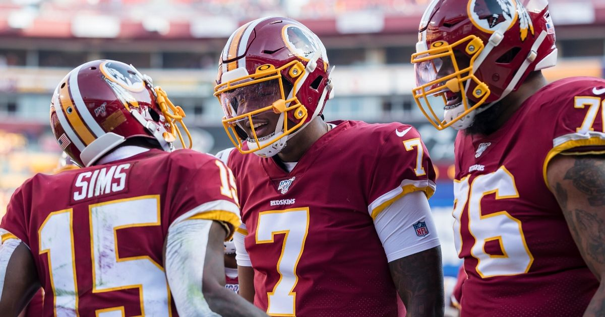 DC Is Using Bullying Tactics To Try and Force the Redskins To Change Their Name