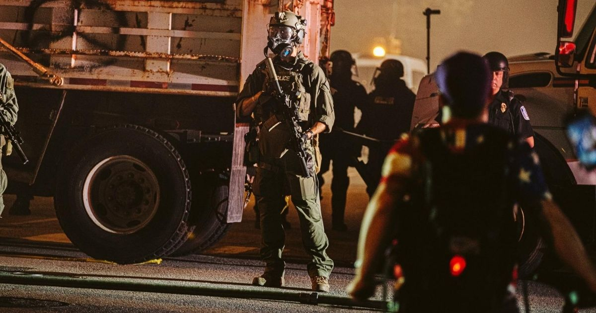 Virginia Paper Blasts Leaders After Violent Richmond Protest Burned Through City