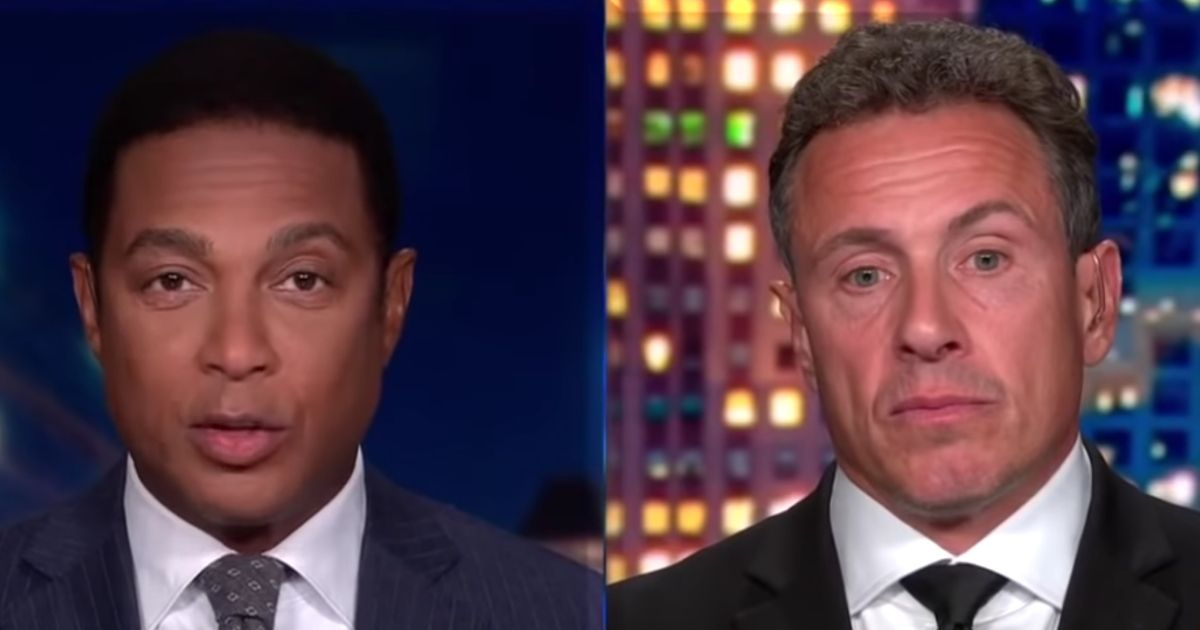 CNN's Don Lemon Becomes Unhinged: 'We're Going To Have To Blow Up the Entire System'