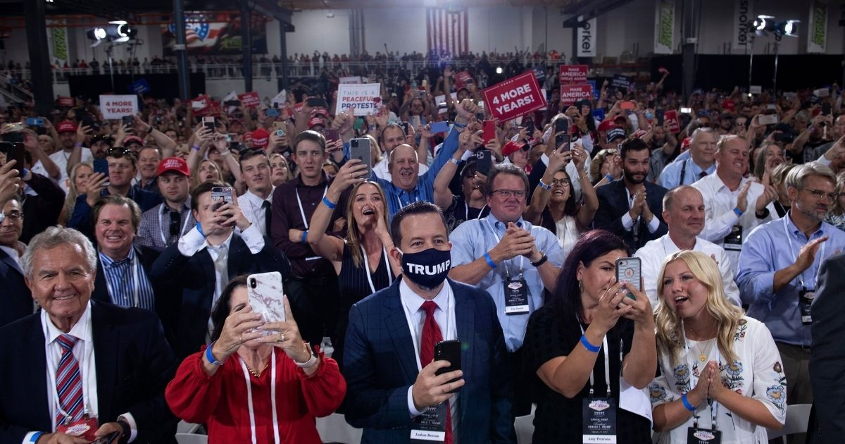 ABC's Karl Compares Reporting at a Trump Rally To Taking Your Family To Iraqi Warzone
