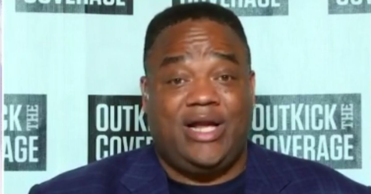 Jason Whitlock: 'Liberalism Is the New KKK Hood,' 'White Liberals' Are 'Actual Bigots'