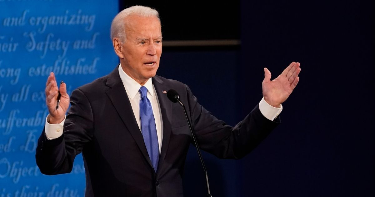 CBS Admits Biden's Debate Claim Wasn't Correct, Gives Him a 'True' Fact Check Anyway