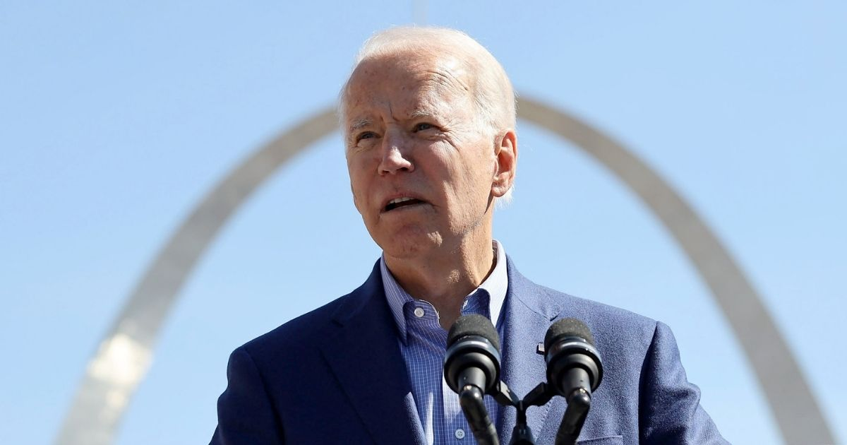 Here's a Rundown of the 10 Worst Moments from Biden's Long History of Racially Charged Comments