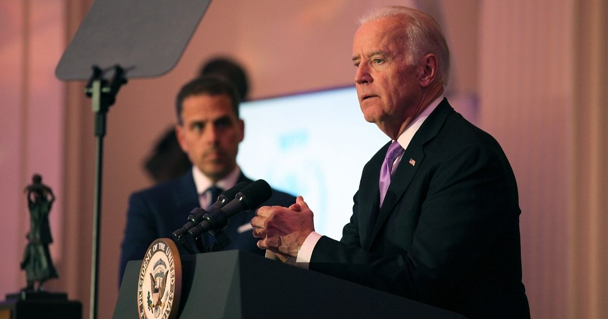 Report: DOJ Confirms Hunter Biden Being Investigated for Money Laundering