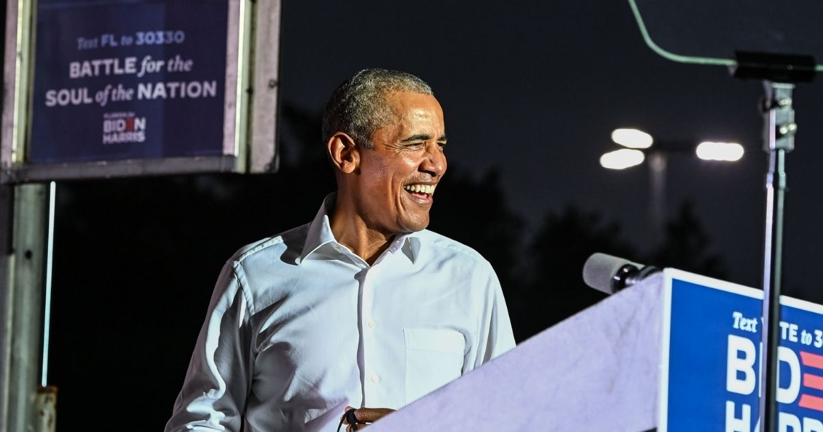 Obama Put Illegals in Cages, Opposed Gay Marriage, but in Stunning Interview He Blames Trump