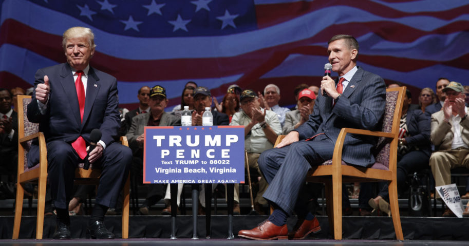 Breaking: Trump Rights Massive Wrong, Pardons General Flynn in Front of Entire World