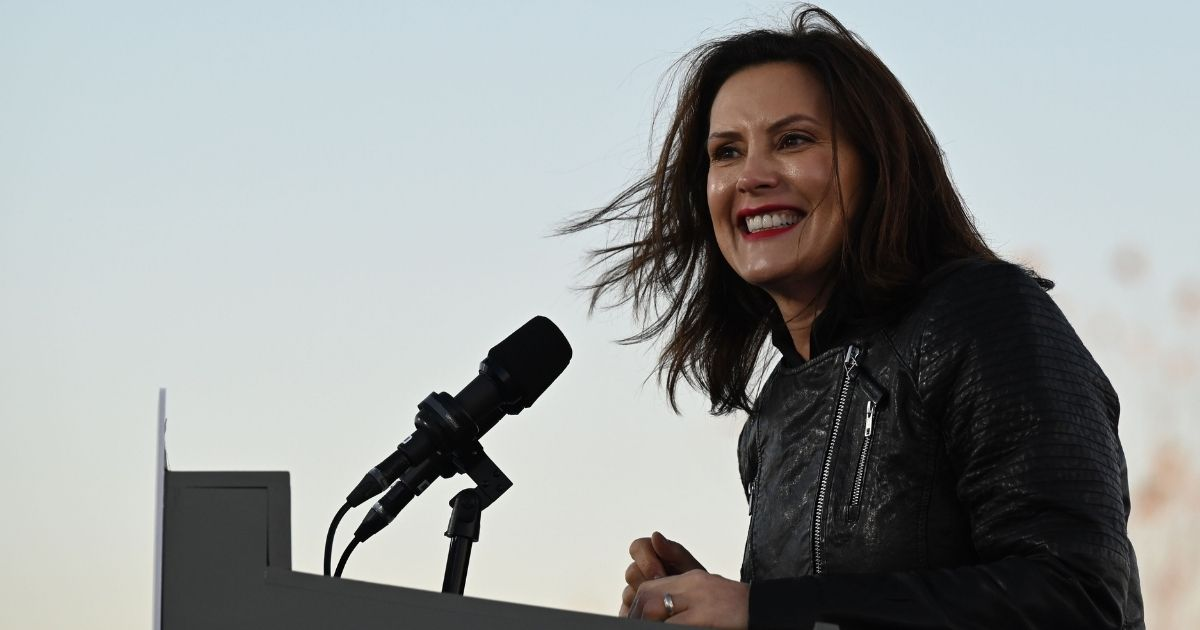 Gov. Whitmer Includes $5M Request for Gun Ban in COVID Relief Package